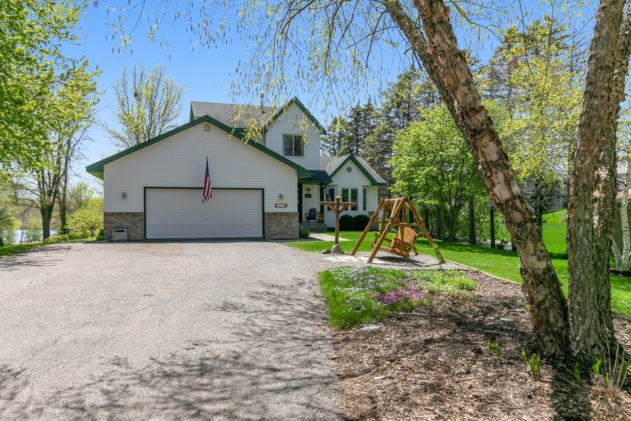 Real Estate Photography - 507 Benton St W., Cologne, MN, 55322 - Front 2