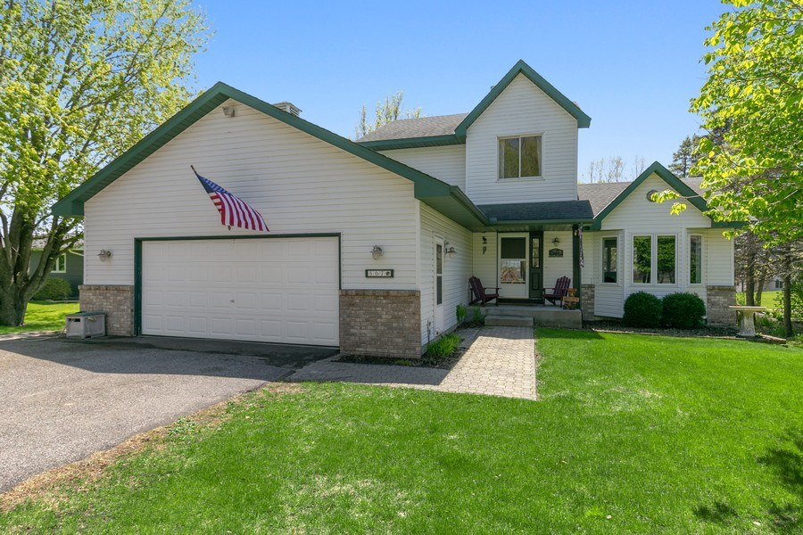 Real Estate Photography - 507 Benton St W., Cologne, MN, 55322 - Front 1