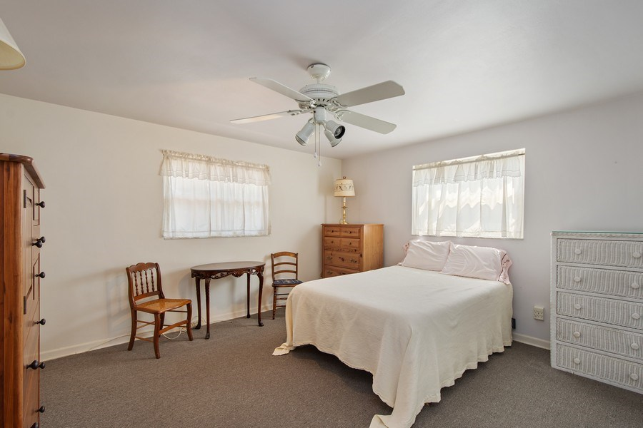 Real Estate Photography - 1389 Sea Breeze St, Clearwater, FL, 33756 - Master Bedroom