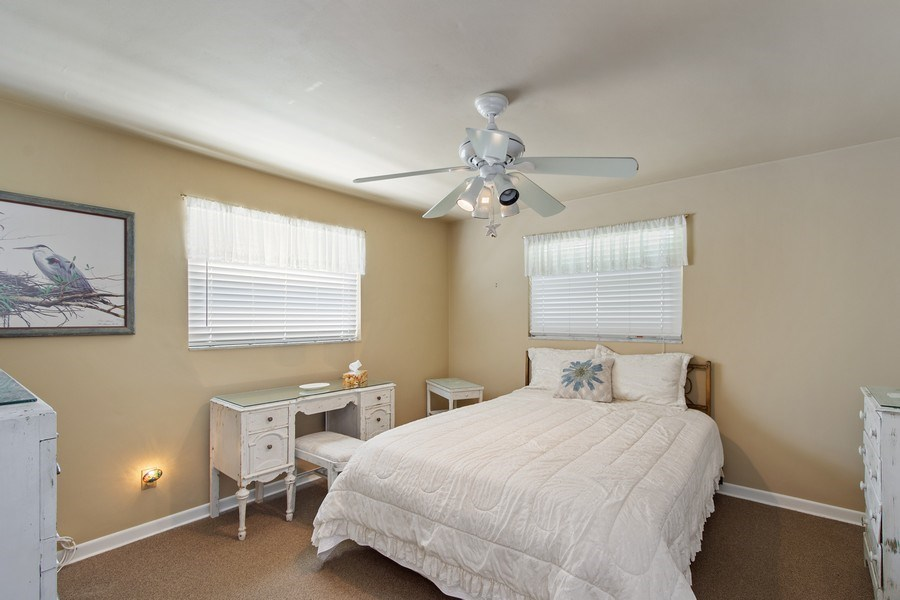 Real Estate Photography - 1389 Sea Breeze St, Clearwater, FL, 33756 - 2nd Bedroom