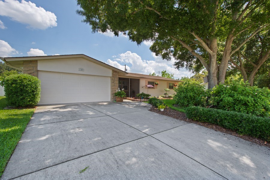 Real Estate Photography - 1389 Sea Breeze St, Clearwater, FL, 33756 - Front View