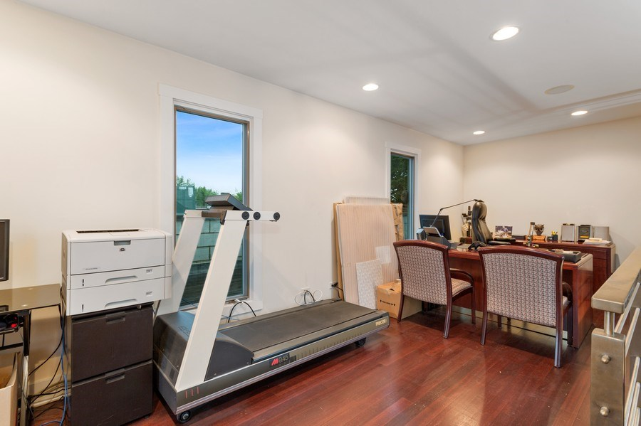 Real Estate Photography - 1937 N Wood, Chicago, IL, 60622 - Office
