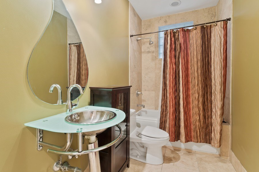 Real Estate Photography - 1937 N Wood, Chicago, IL, 60622 - Bathroom