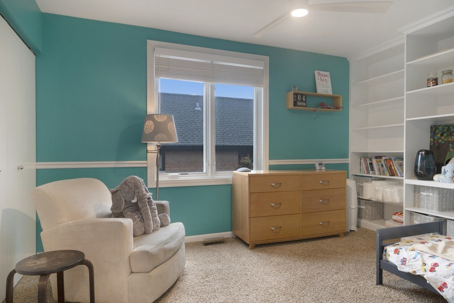Real Estate Photography - 2720 N Greenview, Unit L, Chicago, IL, 60614 - 2nd Bedroom