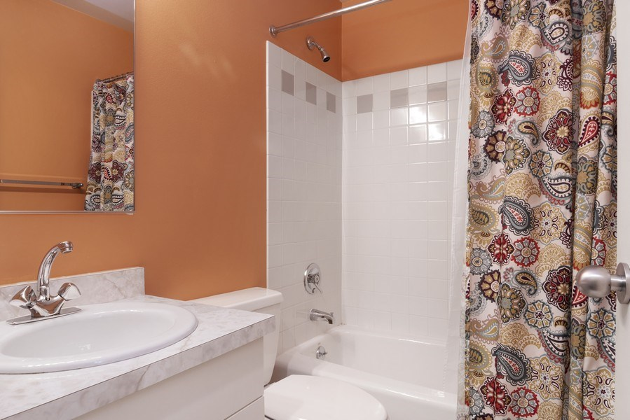 Real Estate Photography - 2720 N Greenview, Unit L, Chicago, IL, 60614 - Bathroom
