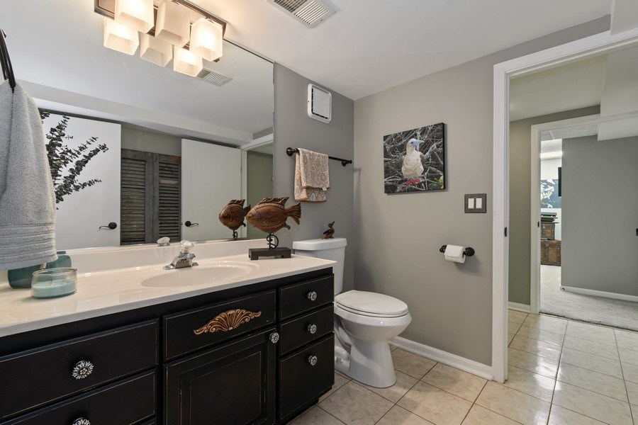 Real Estate Photography - 3860 Timbers Edge Ln, Glenview, IL, 60025 - Bathroom