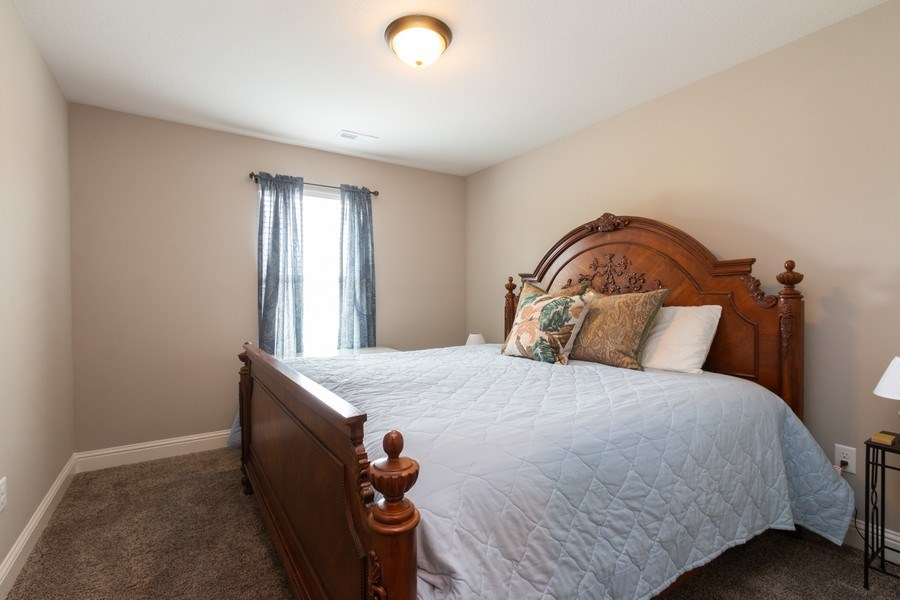 Real Estate Photography - 1915 S Cochise Ave, Independence, MO, 64057 - Bedroom