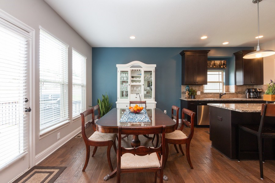 Real Estate Photography - 1915 S Cochise Ave, Independence, MO, 64057 - Dining Room
