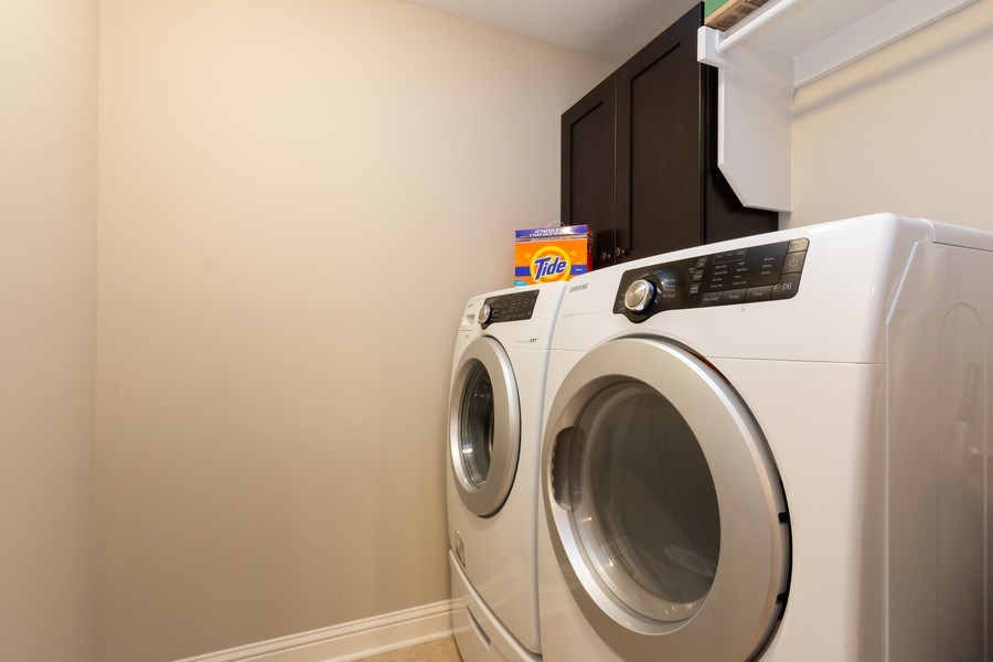 Real Estate Photography - 1915 S Cochise Ave, Independence, MO, 64057 - Laundry Room