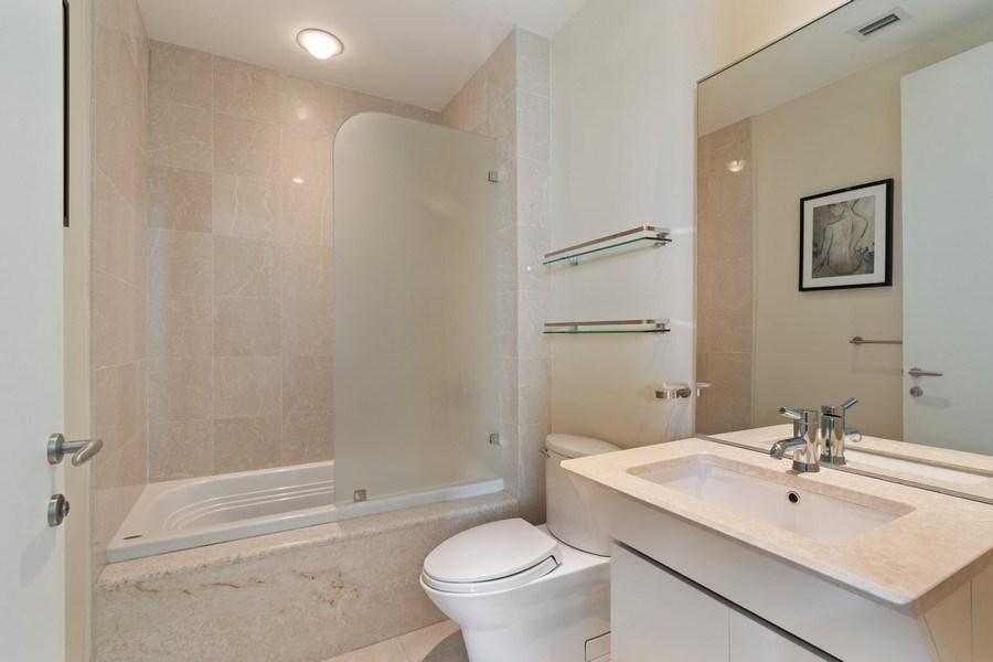 Real Estate Photography - 2627 S Bayshore Dr apt 2006, Coconut Grove, FL, 33133 - Bathroom