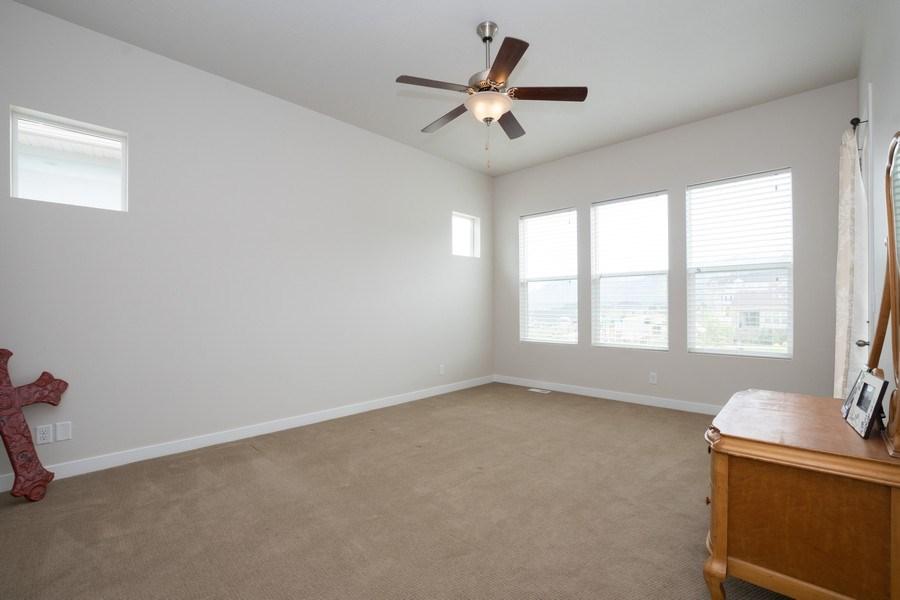 Real Estate Photography - 14127 S DEER ARCH LN, Draper, UT, 84020 - Master Bedroom