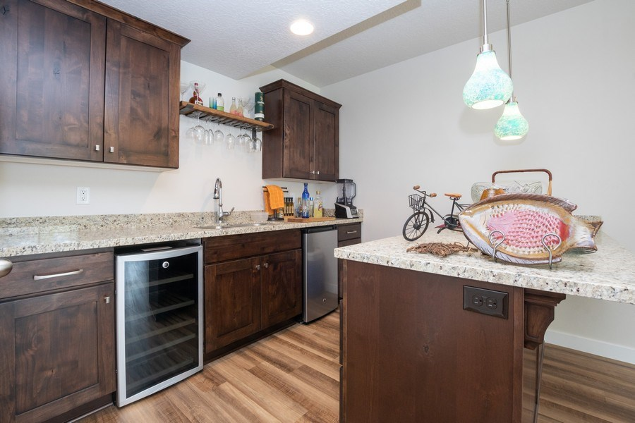 Real Estate Photography - 14127 S DEER ARCH LN, Draper, UT, 84020 - Lower Level