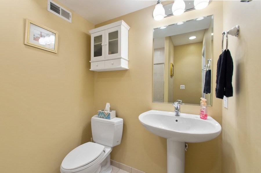 Real Estate Photography - 815 S. Western, Park Ridge, IL, 60068 - 3rd Bathroom