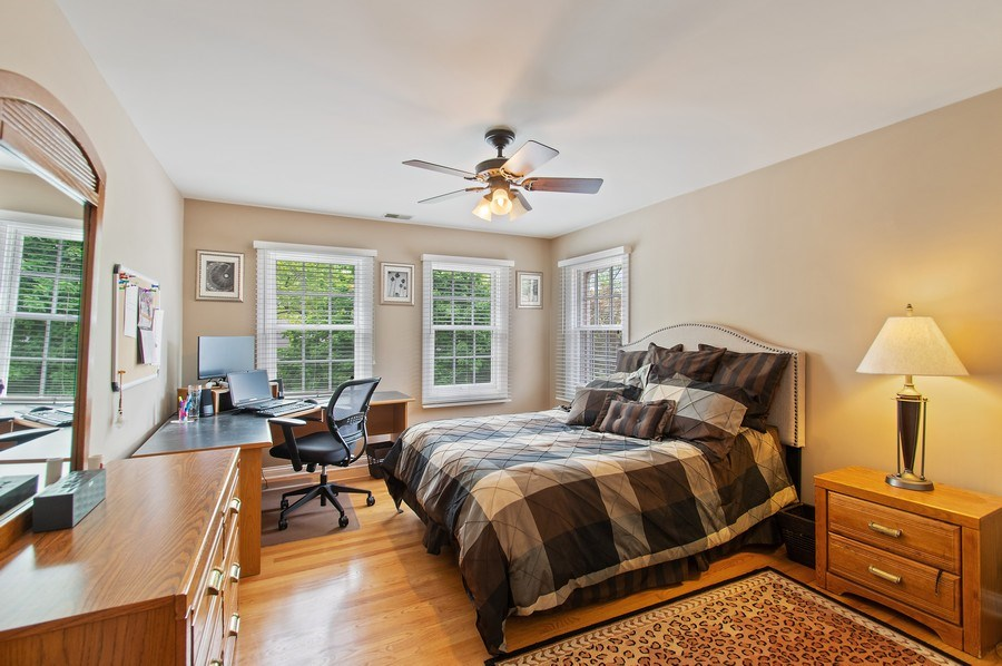 Real Estate Photography - 815 S. Western, Park Ridge, IL, 60068 - 2nd Bedroom