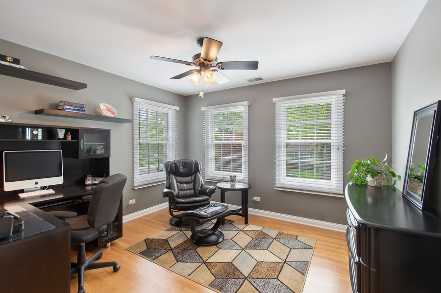 Real Estate Photography - 815 S. Western, Park Ridge, IL, 60068 - 3rd Bedroom