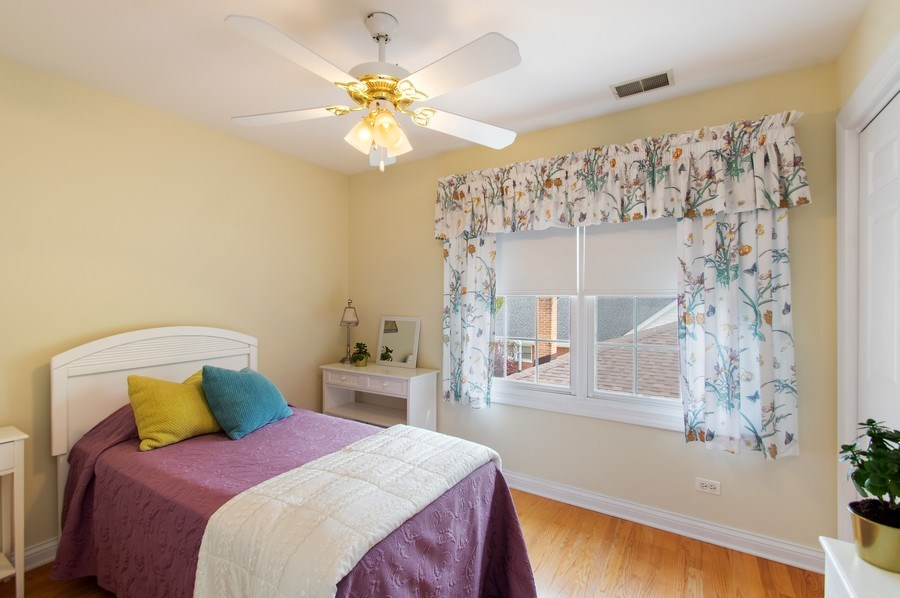 Real Estate Photography - 815 S. Western, Park Ridge, IL, 60068 - 4th Bedroom