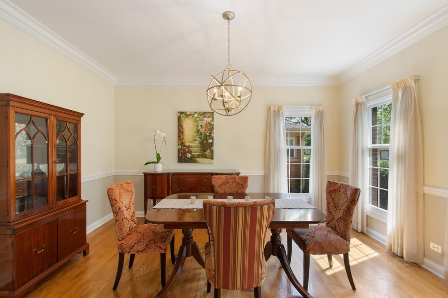 Real Estate Photography - 815 S. Western, Park Ridge, IL, 60068 - Dining Room