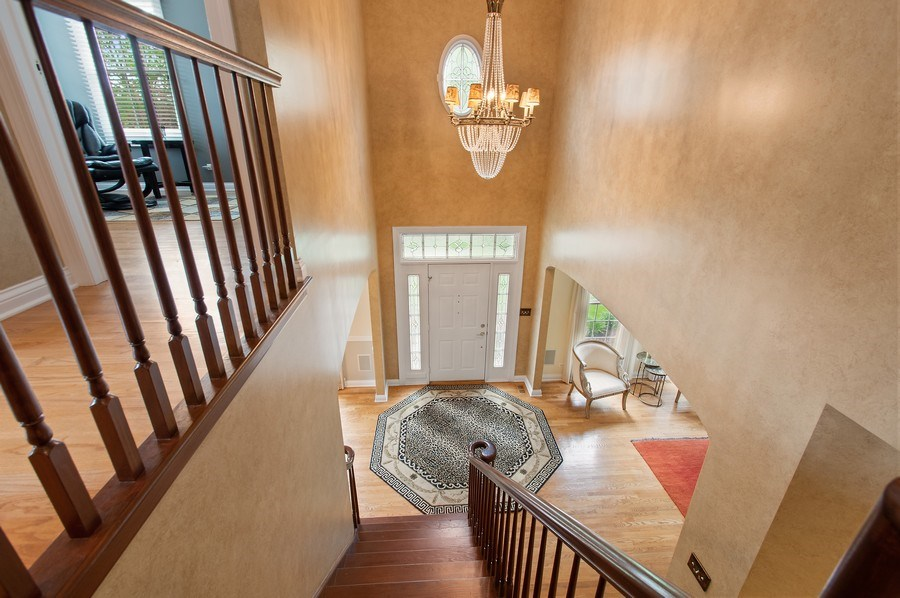 Real Estate Photography - 815 S. Western, Park Ridge, IL, 60068 - Foyer
