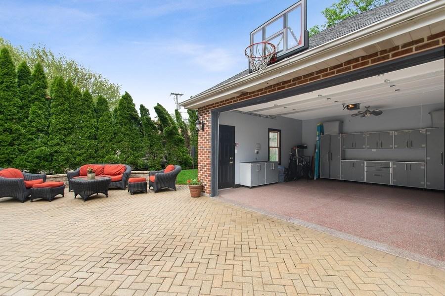Real Estate Photography - 815 S. Western, Park Ridge, IL, 60068 - Garage
