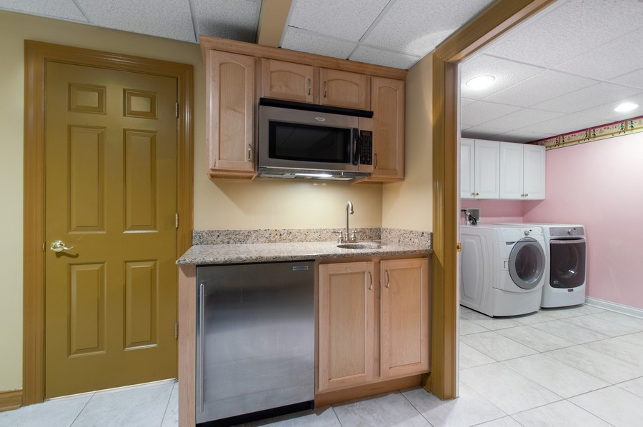 Real Estate Photography - 815 S. Western, Park Ridge, IL, 60068 - Laundry Room