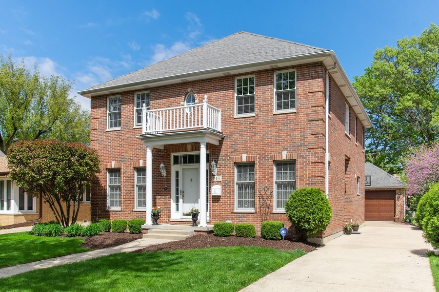 Real Estate Photography - 815 S. Western, Park Ridge, IL, 60068 - Front View