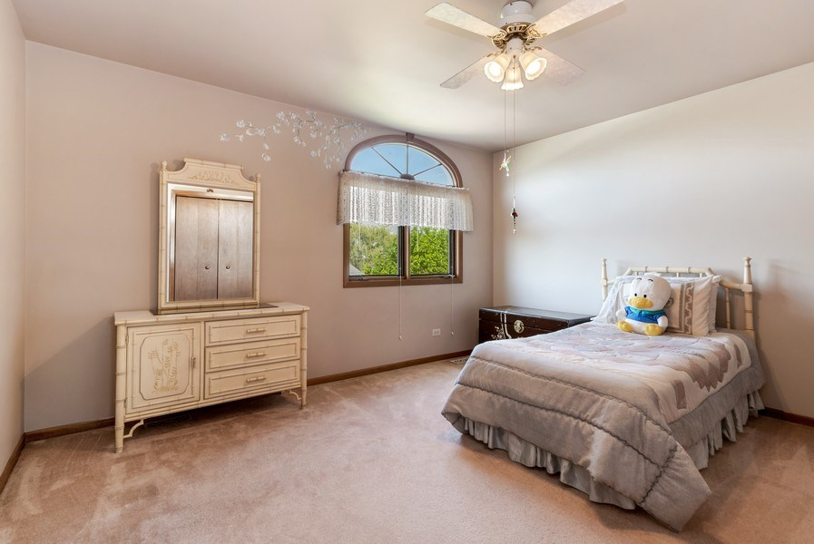 Real Estate Photography - 19603 S Highview Ln, Frankfort, IL, 60423 - 2nd Bedroom