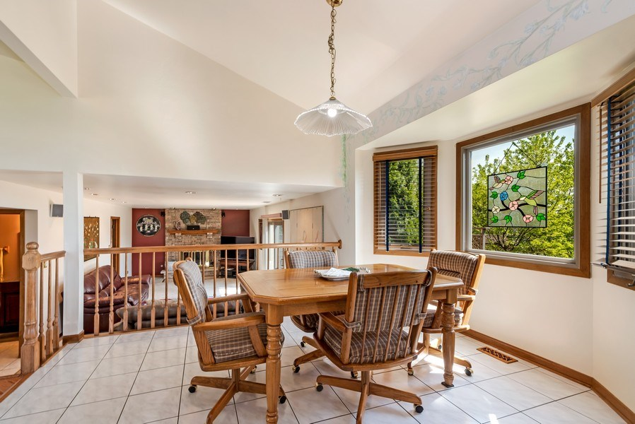 Real Estate Photography - 19603 S Highview Ln, Frankfort, IL, 60423 - Kitchen/Eating Area