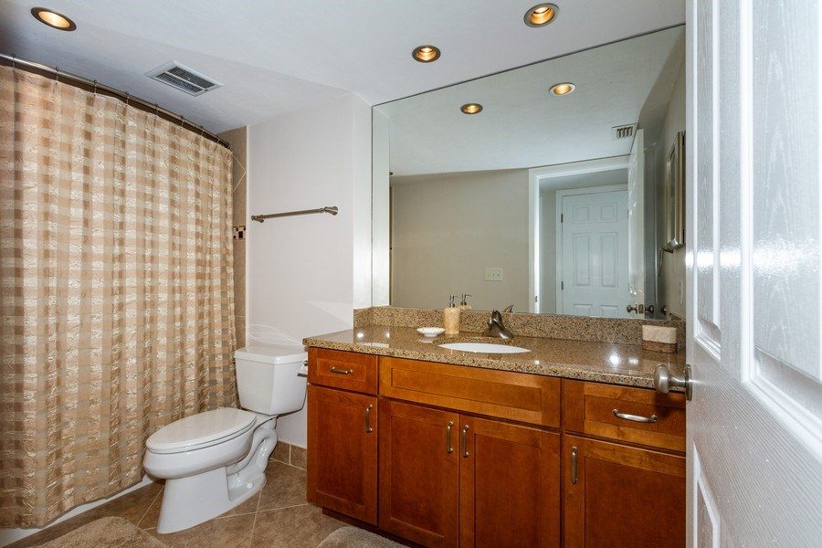 Real Estate Photography - 11030 Gulf Shore Blvd unit 304, Naples, FL, 34108 - Bathroom
