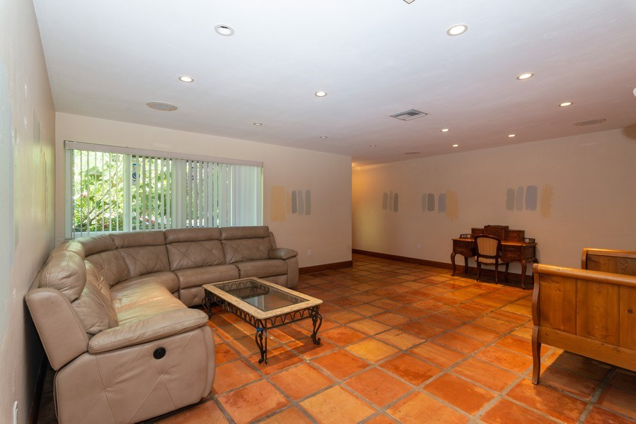 Real Estate Photography - 7515 SW 167 Street, Palmetto Bay, FL, 33157 - Living Room