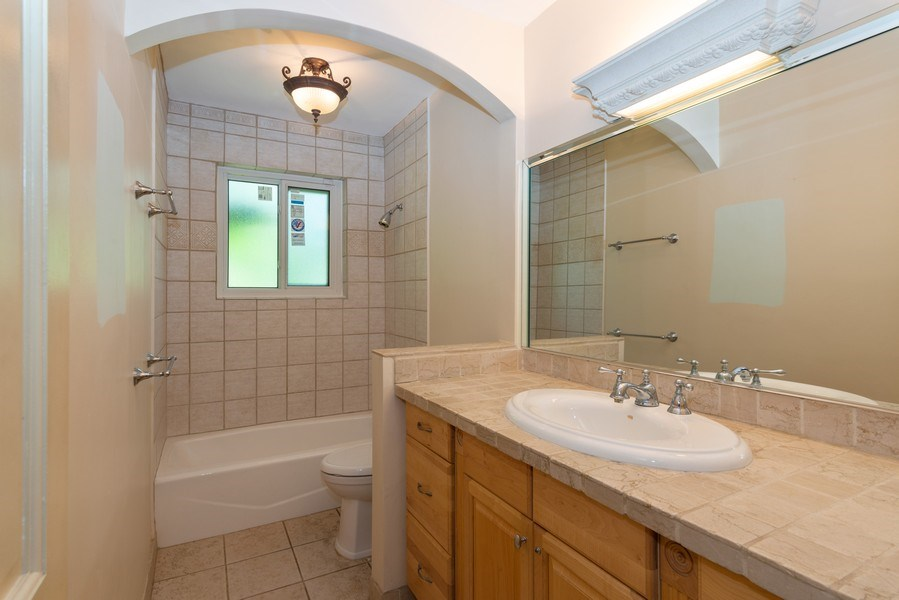Real Estate Photography - 7515 SW 167 Street, Palmetto Bay, FL, 33157 - 2nd Bathroom