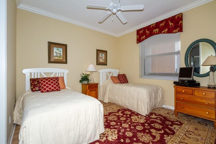 Real Estate Photography - 410 FLAGSHIP DR #1105, Naples, FL, 34108 - Bedroom