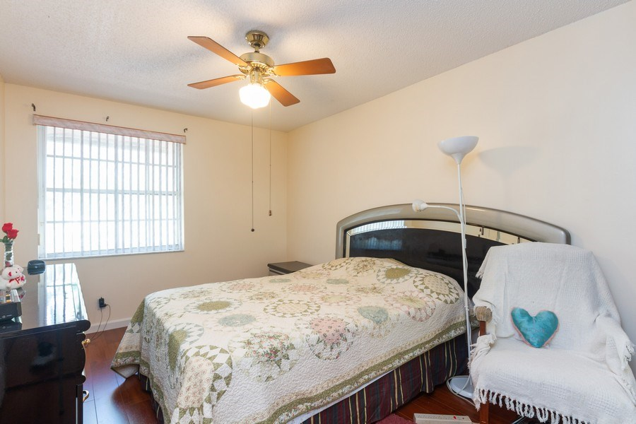 Real Estate Photography - 5351 NW 106th Dr, Coral Springs, FL, 33076 - 2nd Bedroom