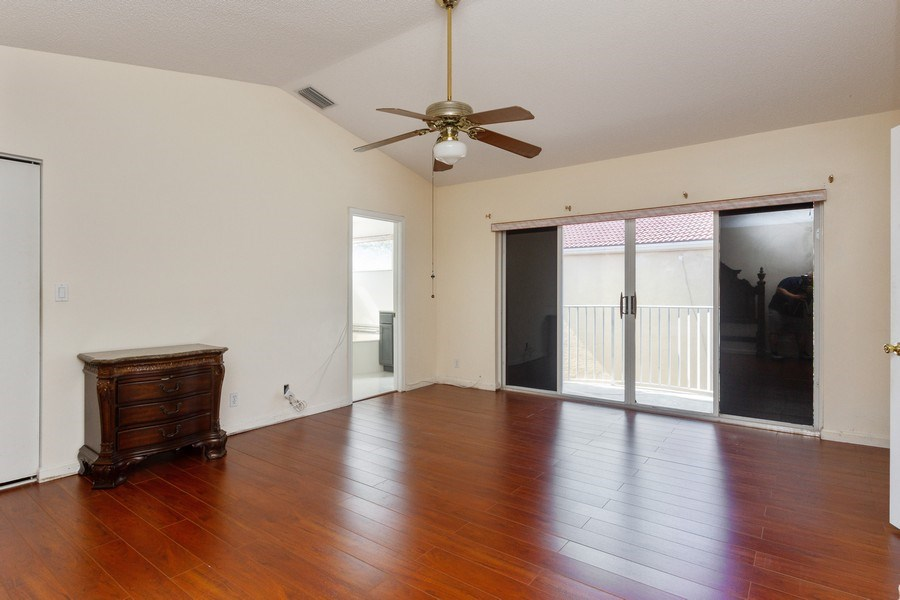 Real Estate Photography - 5351 NW 106th Dr, Coral Springs, FL, 33076 - Master Bedroom