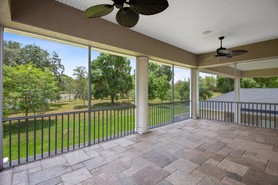 Real Estate Photography - 2211 Crosby Dr, Valrico, FL, 33594 - Terrace