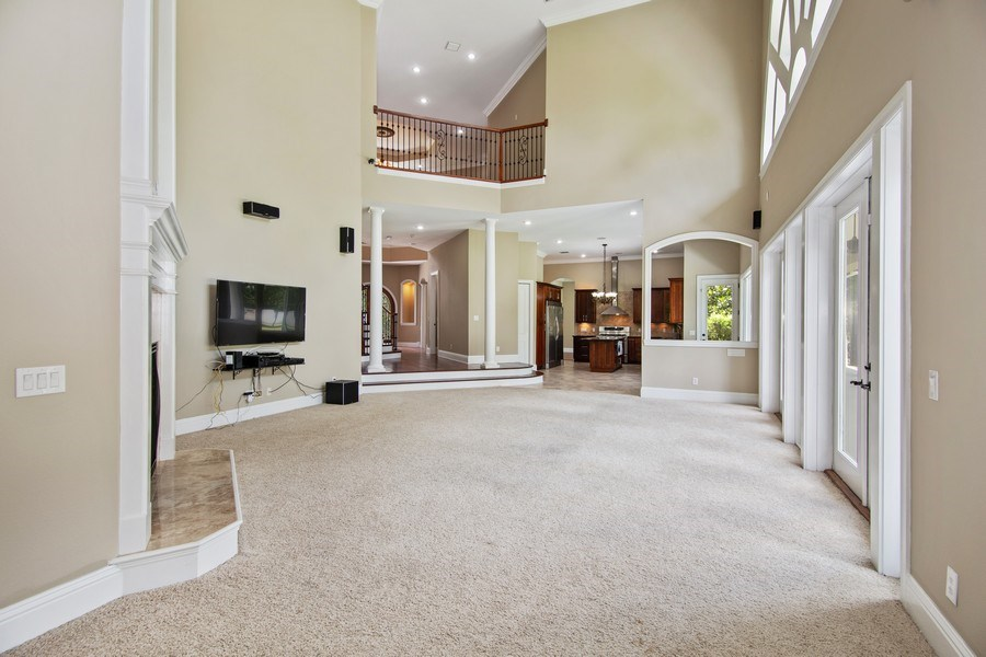 Real Estate Photography - 2211 Crosby Dr, Valrico, FL, 33594 - Family Room