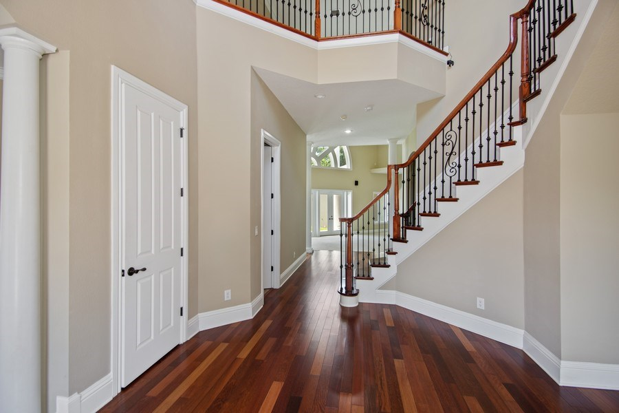 Real Estate Photography - 2211 Crosby Dr, Valrico, FL, 33594 - Foyer