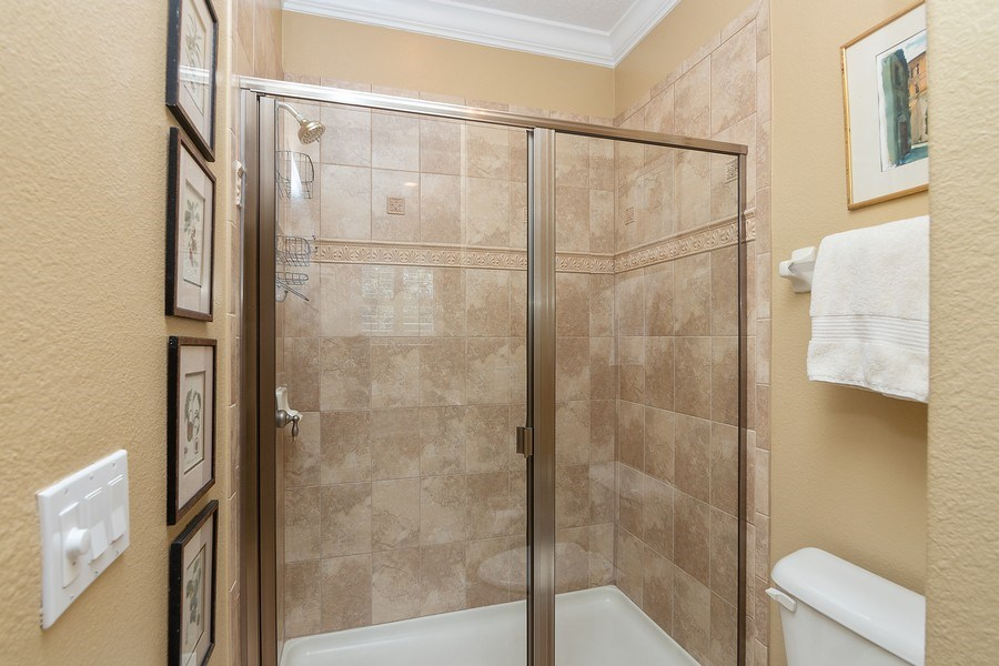 Real Estate Photography - 517 Shining Armor Ln, Longwood, FL, 32779 - Master Bath Separate Shower