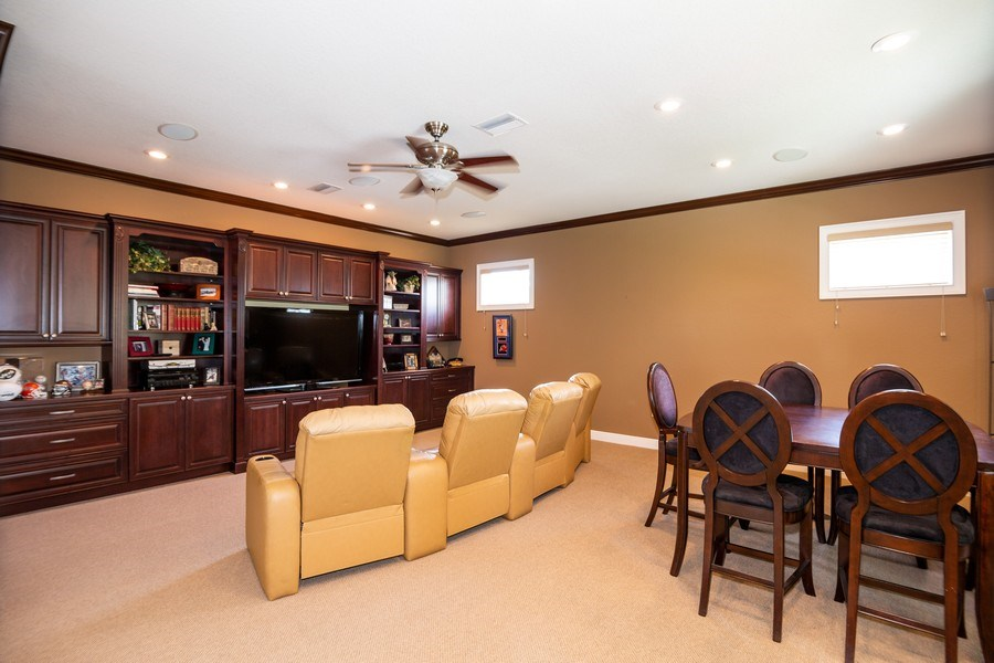 Real Estate Photography - 11441 Hammock Oaks, Lithia, FL, 33547 - Gameroom