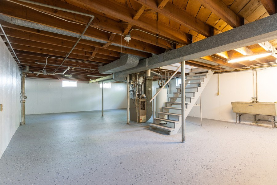 Real Estate Photography - 812 Pearson St, Joliet, IL, 60435 - Basement