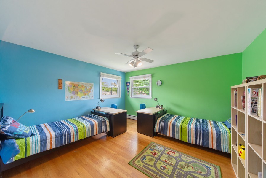 Real Estate Photography - 318 N. Western Ave., Park Ridge, IL, 60068 - Bedroom 3