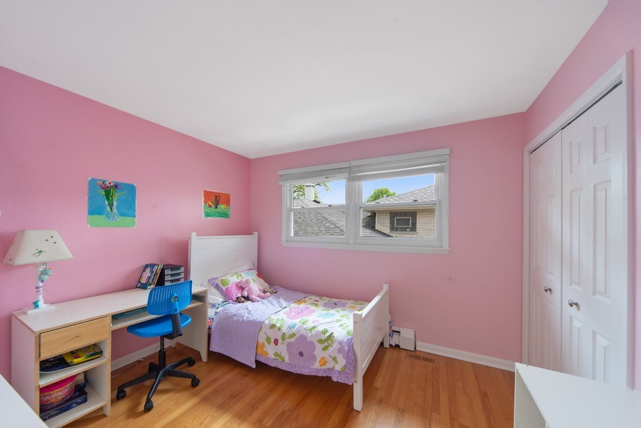 Real Estate Photography - 318 N. Western Ave., Park Ridge, IL, 60068 - Bedroom 2