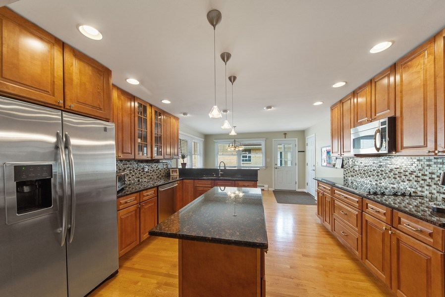 Real Estate Photography - 318 N. Western Ave., Park Ridge, IL, 60068 - Kitchen