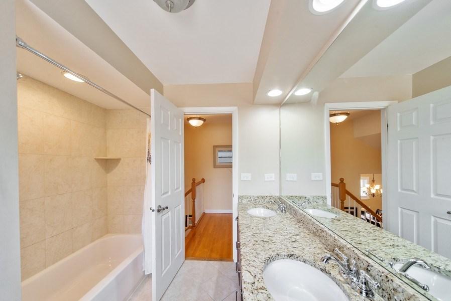 Real Estate Photography - 318 N. Western Ave., Park Ridge, IL, 60068 - Bathroom