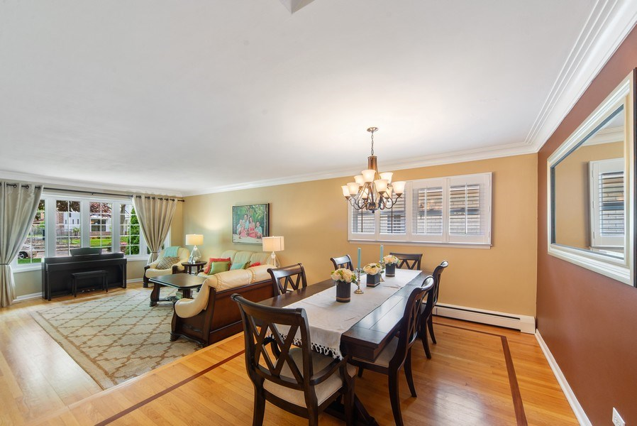 Real Estate Photography - 318 N. Western Ave., Park Ridge, IL, 60068 - Kitchen / Dining Room