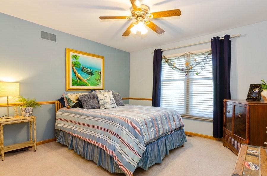 Real Estate Photography - 1710 Cambria, Algonquin, IL, 60102 - 4th Bedroom