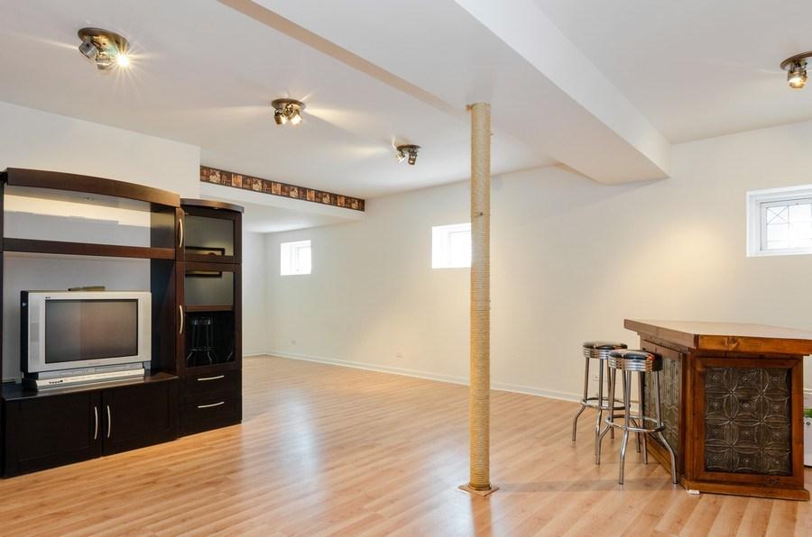 Real Estate Photography - 1710 Cambria, Algonquin, IL, 60102 - Basement