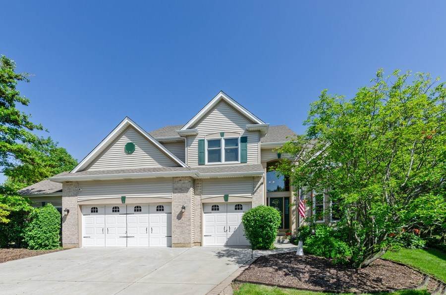 Real Estate Photography - 1710 Cambria, Algonquin, IL, 60102 - Front View