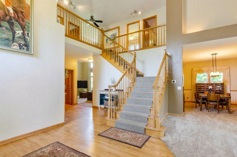 Real Estate Photography - 1710 Cambria, Algonquin, IL, 60102 - Foyer