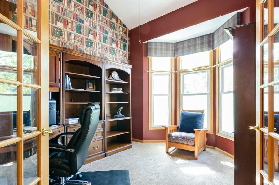 Real Estate Photography - 1710 Cambria, Algonquin, IL, 60102 - Office