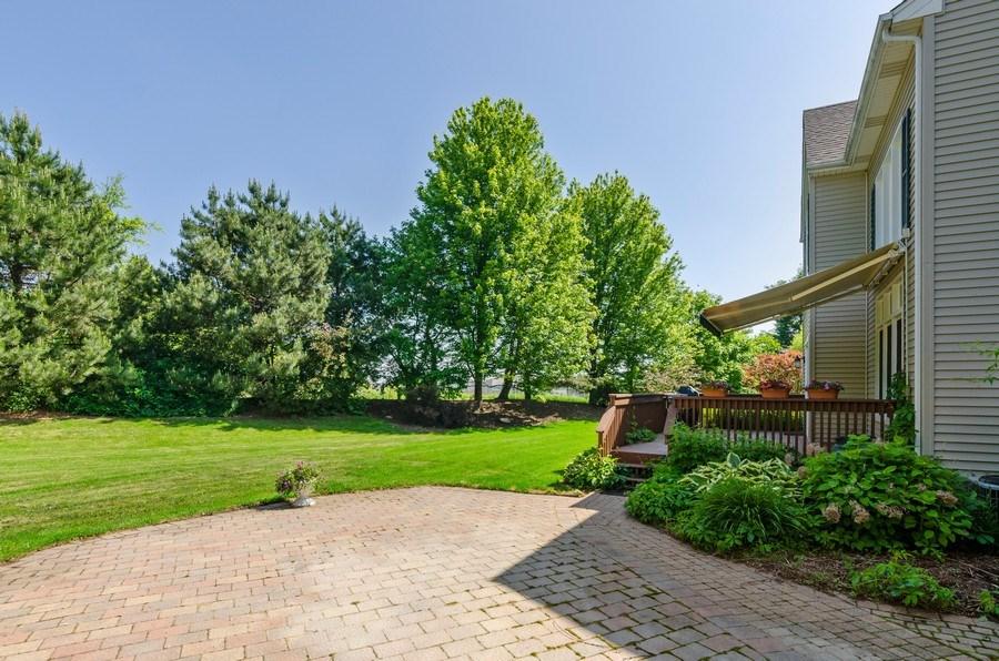 Real Estate Photography - 1710 Cambria, Algonquin, IL, 60102 - Patio